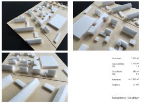Modellfotos und Gebäudedaten
